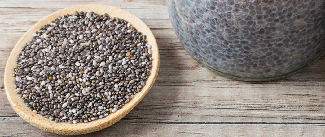 Chia mag, a superfood