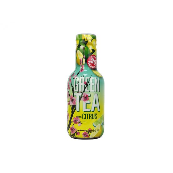 ARIZONA ZÖLD TEA LOWCAL CITROMMAL 500ML ARIZONA ZÖLD TEA LOWCAL CITROMMAL 500ML