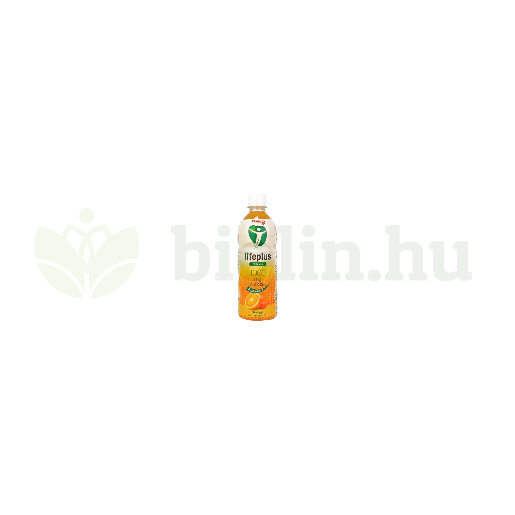 POKKA LIFEPLUS NARANCS 1000MG C-VITAMIN + CINK 500ML POKKA LIFEPLUS NARANCS 1000MG C-VITAMIN + CINK 500ML