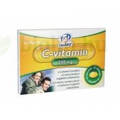 1X1 VITADAY FILMTABLETTA C-VITAMIN 200MG 30DB