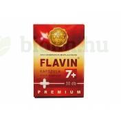 FLAVIN 7+ PREMIUM KAPSZULA 30DB