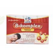 1X1 VITADAY TABLETTA B-KOMPLEX + FOLSAV 30DB