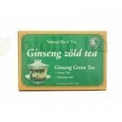 DR.CHEN TEA GINSENG SLIM ZÖLD TEA FILTERES 20DB