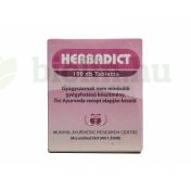 GARUDA AYURVEDA HERBADICT TABLETTA 100DB