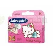 SALVEQUICK HELLO KITTY TAPASZ 14DB
