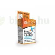 BIOCO SZERVES MAGNÉZIUM+B6 TABLETTA 60DB