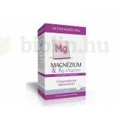 INTERHERB MAGNÉZIUM + B6 -VITAMIN TABLETTA 30DB
