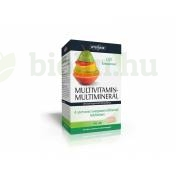 INTERHERB MULTIVITAMIN-MULTIMINERAL TABLETTA 30DB