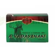 BOSZY TEA A VADÁSZNAK FILTERES 20DB