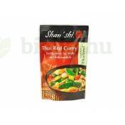 SHAN SHI THAI RED CURRY WOK SZÓSZ KÓKUSZTEJJEL 120G