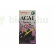 DR.CHEN ACAI BERRY MAXSLIM KAPSZULA 60DB