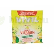 VIVIL CUKORKA LEMON 60G