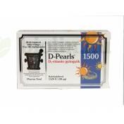 D-PEARLS 1500 D3-VITAMIN GYÖNGYÖK 80DB
