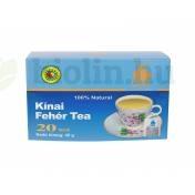 GOLDEN SAIL TEA KÍNAI FEHÉR FILTERES 20X2G