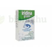 IRIDINA GREEN SZEMCSEPP 10ML