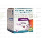 HERBAL SWISS HOT DRINK ITALPOR INSTANT 24DB