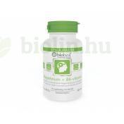 BIOHEAL MAGNÉZIUM+B6 VITAMIN TABLETTA 70DB