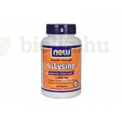 NOW L-LYSINE 1000MG TABLETTA 100DB