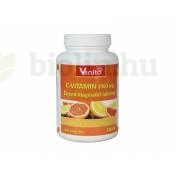 VENITA C-VITAMIN 1000MG TABLETTA 140DB