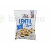 EAT REAL LENCSE CHIPS TENGERI SÓVAL 40G