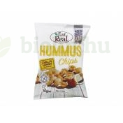EAT REAL HUMMUS CHIPS CHILIS ÉS CITROMOS 45G