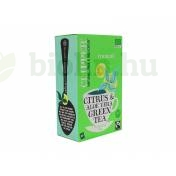 BIO CLIPPER FAIRTRADE ORGANIC ZÖLD TEA ALOE VERÁVAL 20DB