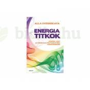 KÖNYV:ENERGIATITKOK