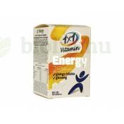 1X1 VITAMIN ENERGY FILMTABLETTA 50DB