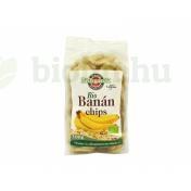 BIO BIORGANIK BANÁNCHIPS 100G