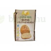 GLUTÉNMENTES ALFA-MIX BARNA LISZTKEVERÉK  500G