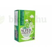 BIO CLIPPER SUPER ZÖLD DETOX TEA 20DB