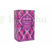 BIO PUKKA BLACKCURRANT BEAUTY TEA  20DB