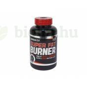 BIOTECHUSA SUPER FAT BURNER TABLETTA 120DB