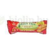 SANTE GREEN TREE GRANOLA ZABSZELET ÁFONYÁVAL 40G
