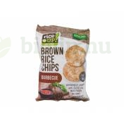 GLUTÉNMENTES RICE UP CHIPS BARBECUE ÍZŰ 60G