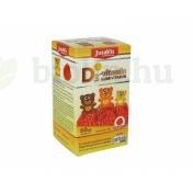 JUTAVIT GUMIVITAMIN D3-VITAMIN 60DB