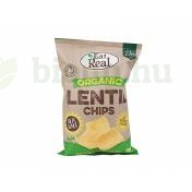 BIO EAT REAL LENCSE CHIPS TENGERI SÓS 100G